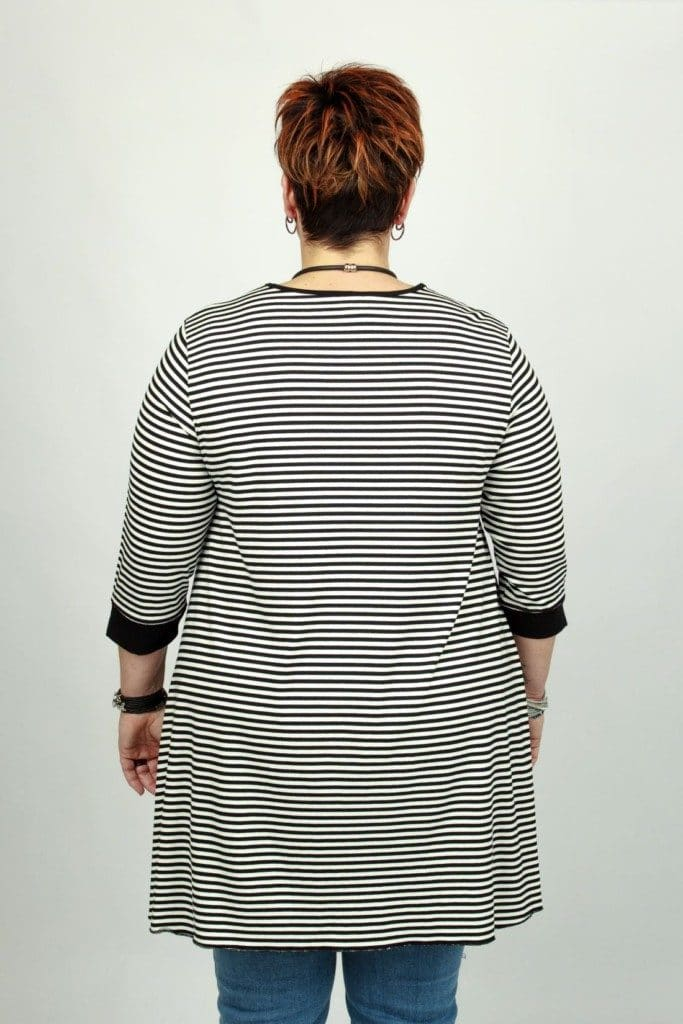 Marjan Cream Stripe